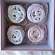 Подарки для новорожденных, ручной работы. Пирожные из одежды. Мария (bbshower). Ярмарка Мастеров. Подарок маме и малышу, подарок на выписку, handmade