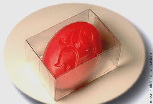 Упаковка ручной работы. Ярмарка Мастеров - ручная работа. Купить Коробка прозрачная. Handmade. Упаковка, упаковка для мыла, упаковка для подарка