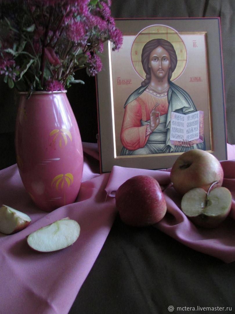 Икона Господь Вседержитель, Иконы, Ковров,  Фото №1