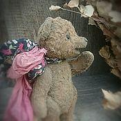 """Куклы и игрушки ручной работы. Ярмарка Мастеров - ручная работа Мишка тедди """"Улыбака"""". Handmade."""