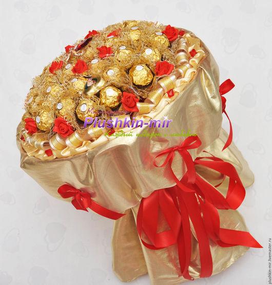 Сладкий букет Золото Ferrero, B00413, 3590руб.