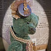 Куклы и игрушки ручной работы. Ярмарка Мастеров - ручная работа Плюшевый мишка ЛизаВета  (продано). Handmade.