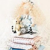 """Куклы и игрушки ручной работы. Ярмарка Мастеров - ручная работа """"Алиса в стране чудес"""". Handmade."""