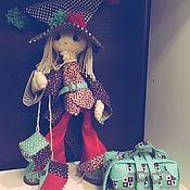 Народная кукла ручной работы. Ярмарка Мастеров - ручная работа Кукла для интерьера. Handmade.