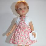 Маленькая леди. Одежда для кукол - Ярмарка Мастеров - ручная работа, handmade