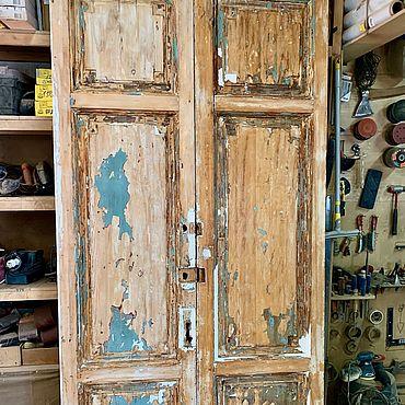 Для дома и интерьера ручной работы. Ярмарка Мастеров - ручная работа Двери: Двери. Handmade.