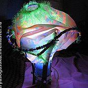 """Для дома и интерьера ручной работы. Ярмарка Мастеров - ручная работа Лампа """"Медуза"""". Handmade."""