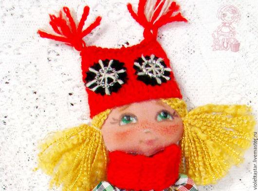 """Человечки ручной работы. Ярмарка Мастеров - ручная работа. Купить Куколка"""" Гномочка"""". Handmade. Авторская ручная работа, текстильная кукла"""