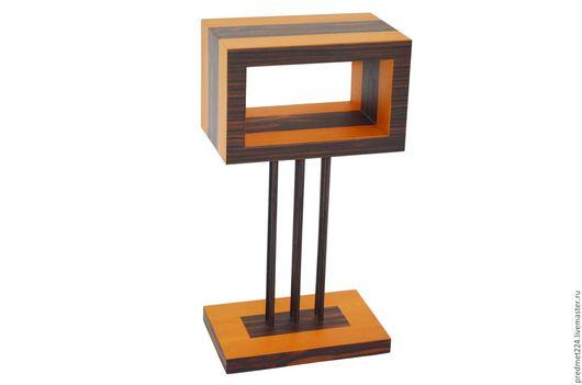 Мебель ручной работы. Ярмарка Мастеров - ручная работа. Купить Столик- газетница 1. Handmade. Лимонный, кофейный столик