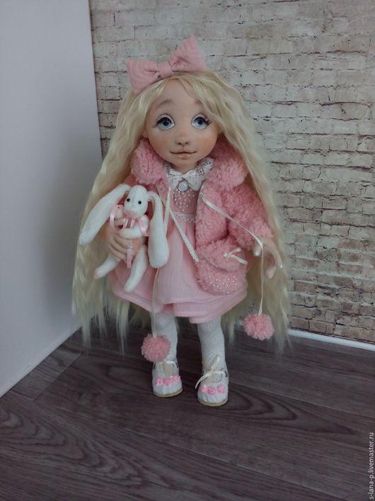 Коллекционные куклы ручной работы. Ярмарка Мастеров - ручная работа. Купить Авторская интерьерная кукла. Не для детских игр.. Handmade.