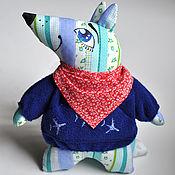 """Куклы и игрушки ручной работы. Ярмарка Мастеров - ручная работа Авторская игрушка """"Лисенок"""". Handmade."""