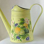 Цветы и флористика handmade. Livemaster - original item Watering can for watering houseplants