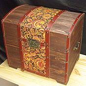 Для дома и интерьера handmade. Livemaster - original item Chest decorative. Handmade.