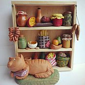 Куклы и игрушки ручной работы. Ярмарка Мастеров - ручная работа Кладовочка. Handmade.