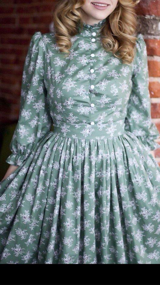"""Платья ручной работы. Ярмарка Мастеров - ручная работа. Купить Платье макси """"Веста"""". Handmade. Зеленый, женственное платье"""