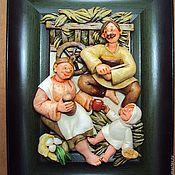 """Картины и панно ручной работы. Ярмарка Мастеров - ручная работа """"Молоко"""". Handmade."""