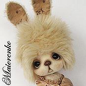 Куклы и игрушки ручной работы. Ярмарка Мастеров - ручная работа Зайчик Бабет. Handmade.