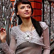 """Одежда ручной работы. Ярмарка Мастеров - ручная работа Комплект """"Pearls"""". Handmade."""