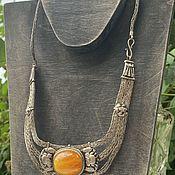 Винтаж handmade. Livemaster - original item Crabs. Author`s vintage necklace.. Handmade.