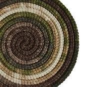 Аксессуары ручной работы. Ярмарка Мастеров - ручная работа Украшение на шею Lasso Pine вязаное колье шарф бусы. Handmade.