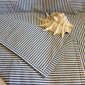"""Пледы ручной работы. Ярмарка Мастеров - ручная работа Покрывало """"Регата"""" 120х200 см. Handmade."""