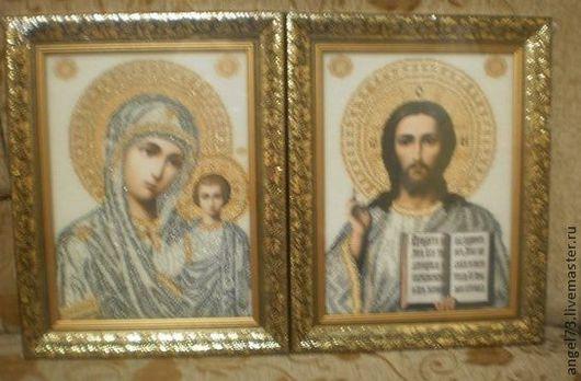 Икона Казанская Божья Матерь.