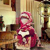 Народная кукла ручной работы. Ярмарка Мастеров - ручная работа Кукла-оберег Благополучница. Handmade.
