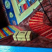 Для дома и интерьера ручной работы. Ярмарка Мастеров - ручная работа Ключница № 15. Handmade.