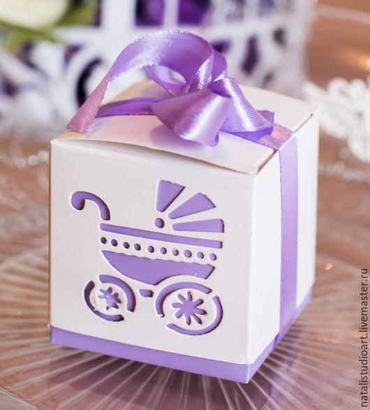 Свадебные аксессуары ручной работы. Ярмарка Мастеров - ручная работа. Купить Свадебные подарки для гостей. Handmade. Свадьба, коробка для подарка