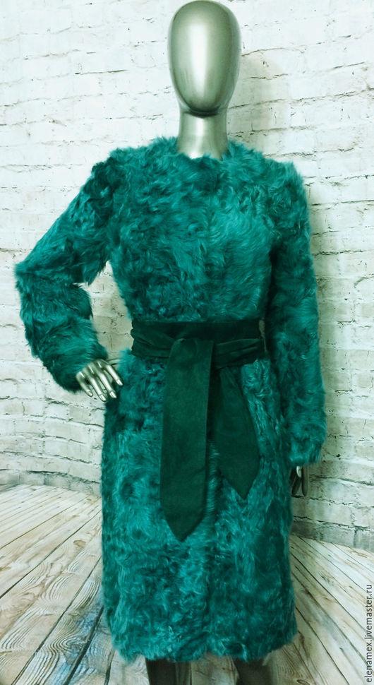 Верхняя одежда ручной работы. Ярмарка Мастеров - ручная работа. Купить Пальто из козы. Handmade. Купить в москве, ателье москва
