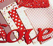 Материалы для творчества ручной работы. Ярмарка Мастеров - ручная работа Набор ткани 100% хлопок. Handmade.