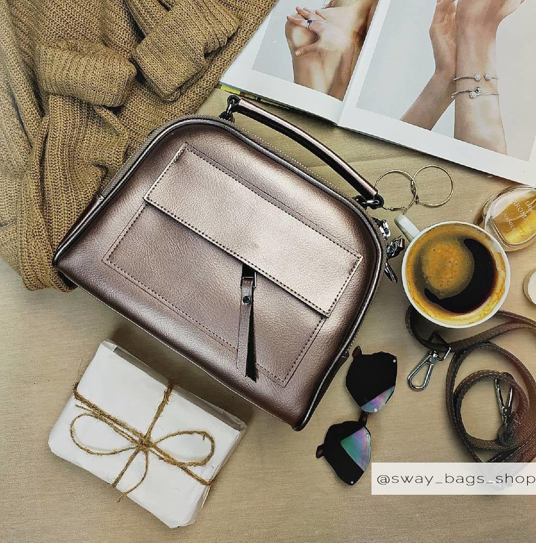 Сумочка из натуральной кожи КРС, Женские сумки, Орел, Фото №1