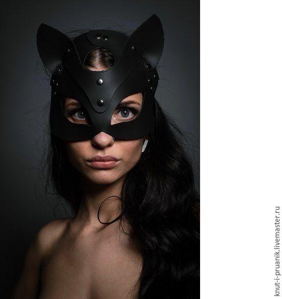 Секси в маске