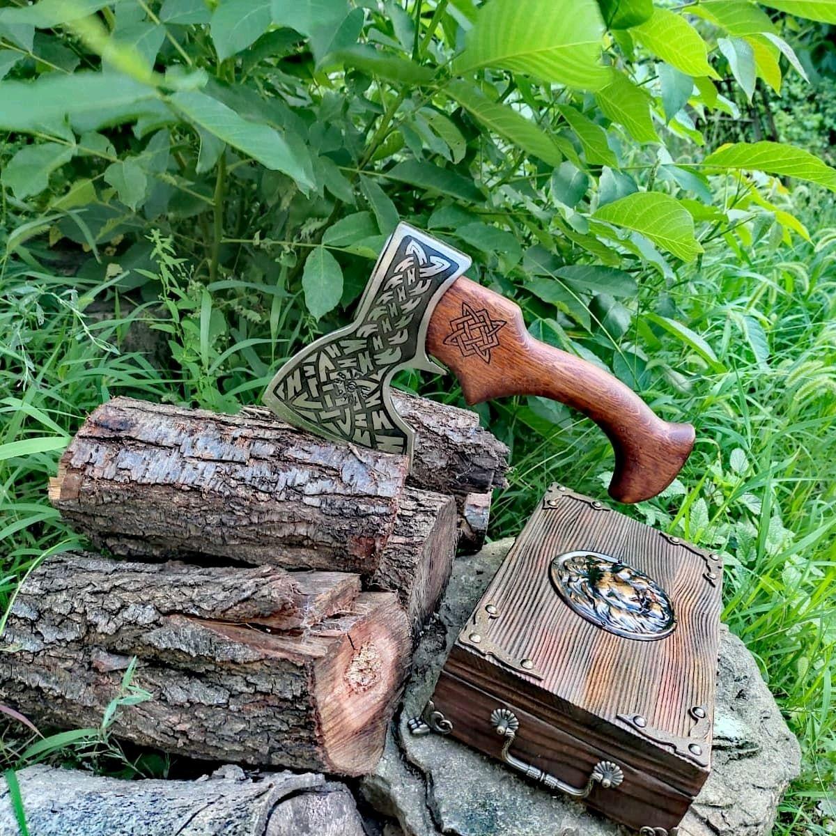Деревянный Короб для хранения топора, Короб, Новороссийск,  Фото №1