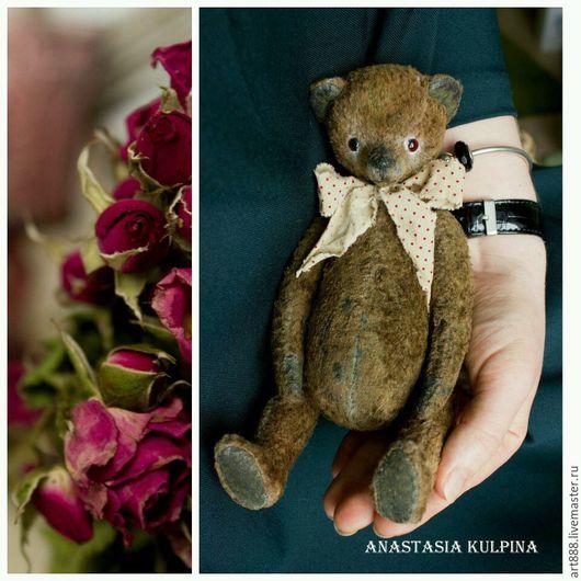 """Мишки Тедди ручной работы. Ярмарка Мастеров - ручная работа. Купить медведь тедди  """"The florist Joshua from New Zealand"""". Handmade."""