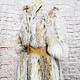 Верхняя одежда ручной работы. Шуба из рыси. Polinella Furs Exclusive. Интернет-магазин Ярмарка Мастеров. Шубка, рысь, меха
