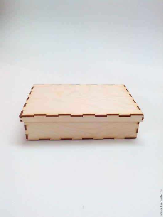 IVL-216-3-235 Шкатулка, короб, заготовка для декупажа и росписи