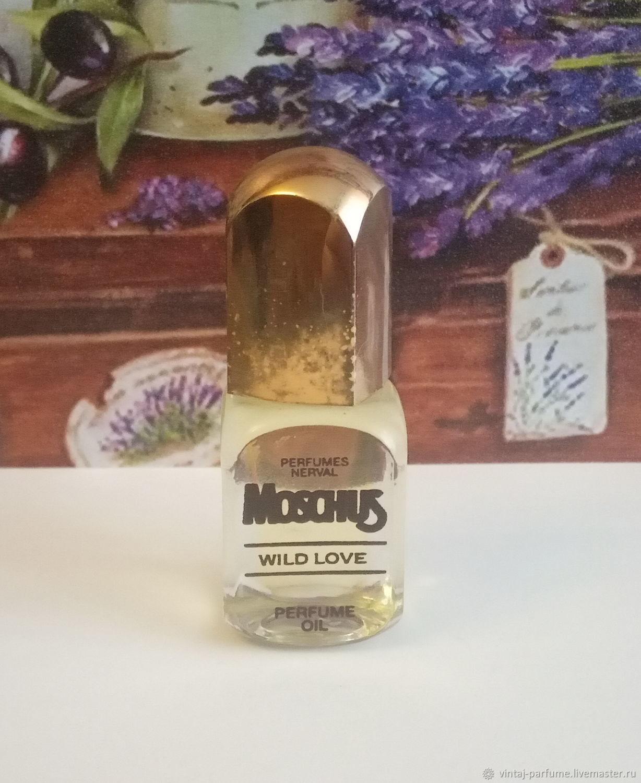 Oil love moschus wild moschus wild