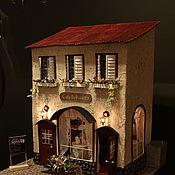 Куклы и игрушки ручной работы. Ярмарка Мастеров - ручная работа Парижское кафе. Handmade.