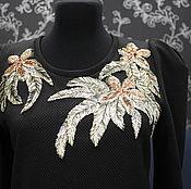 Материалы для творчества handmade. Livemaster - original item Embroidery beat-down. Handmade.