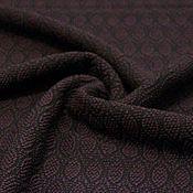 СКИДКА 40% Итальянская костюмно-плательная ткань PRADA