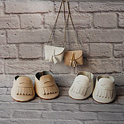 Одежда для кукол ручной работы. Ярмарка Мастеров - ручная работа Обувь для кукол. Ботинки для кукол. Сумочка для кукол. Handmade.