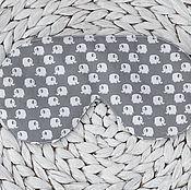 Одежда ручной работы. Ярмарка Мастеров - ручная работа Маска для сна Слоники. Handmade.