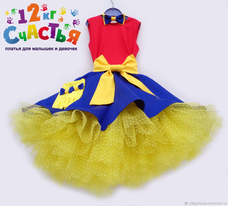 553b26baae5 Платье для девочки