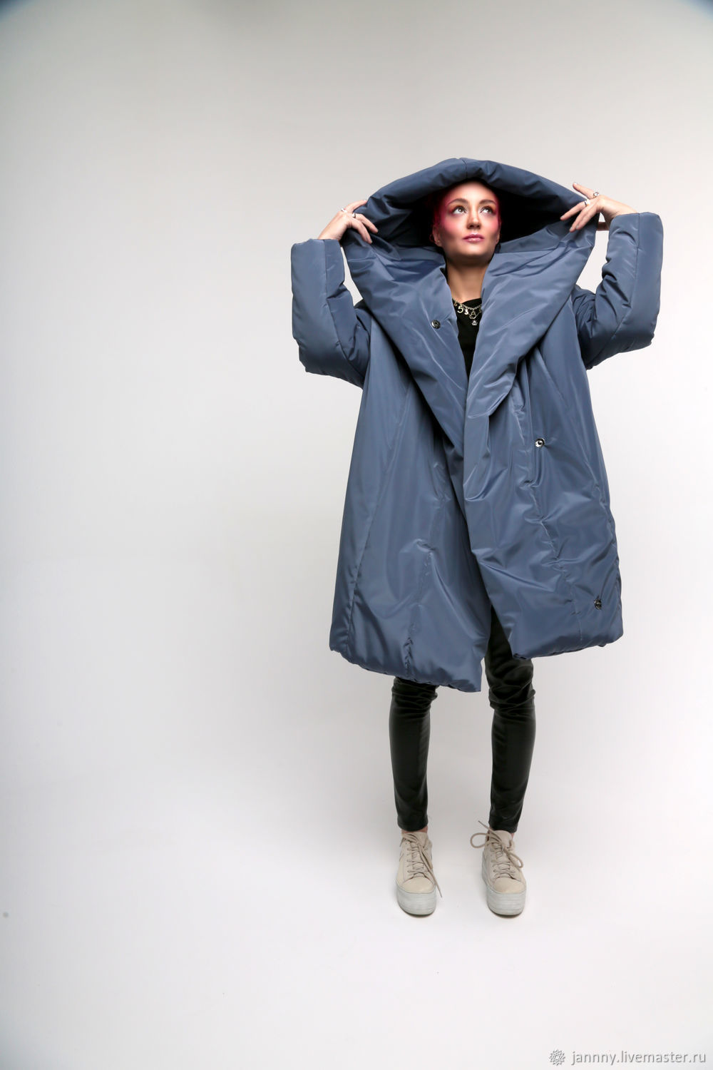 Jacket blanket seals shop online on livemaster with for Outer cloth