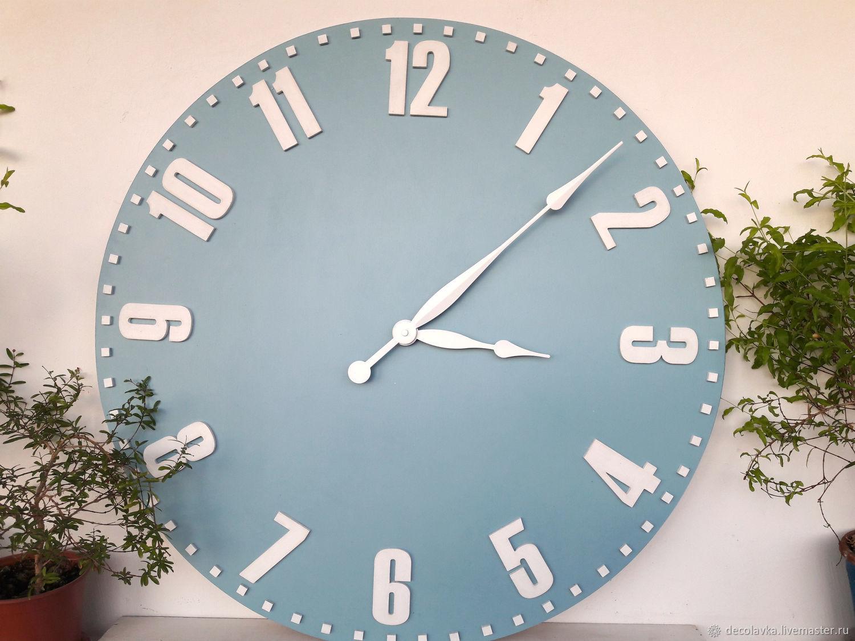 """Copy of Copy of Loft Wall Clock 27,56"""", Watch, Izhevsk,  Фото №1"""