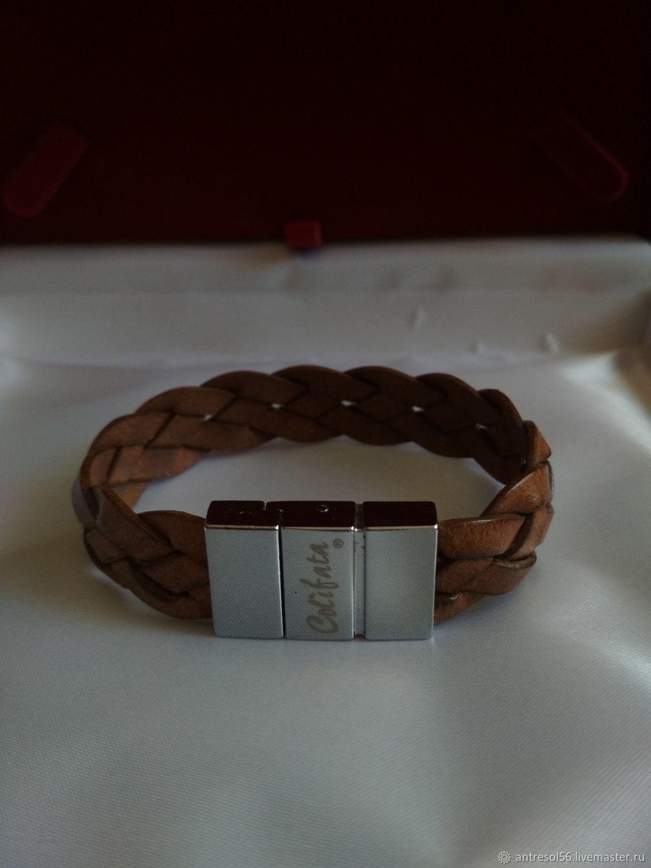 """Винтаж: Винтажный браслет """"Плетение"""", Винтажные браслеты, Оренбург, Фото №1"""