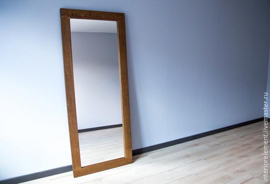 Зеркала ручной работы. Ярмарка Мастеров - ручная работа. Купить Зеркало напольное. Handmade. Зеркало, напольное зеркало, зеркало для спальни