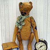 Куклы и игрушки ручной работы. Ярмарка Мастеров - ручная работа Спящий мишка по мотивам Mr.Finch. Handmade.