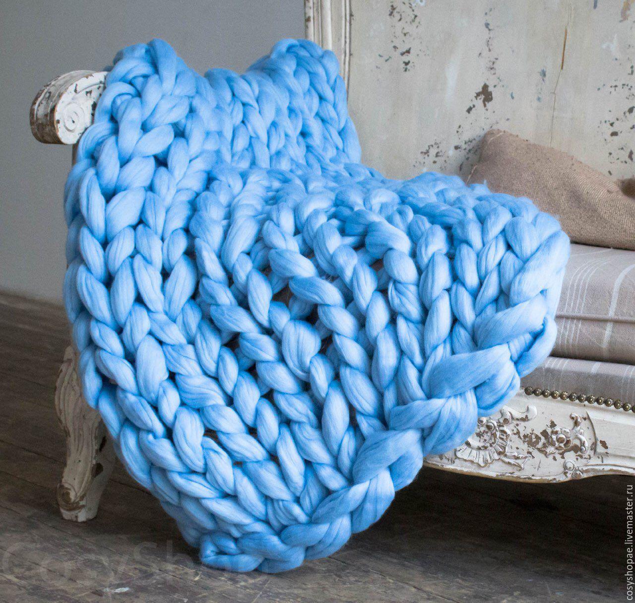 Пряжа из мериноса для вязания руками 143